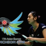Asian Games 2014 Badminton Schedule and Results