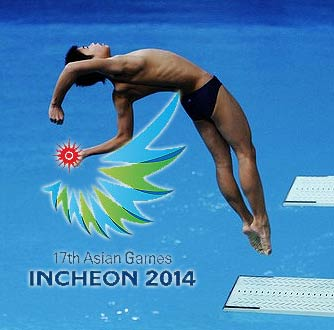 Asian Games 2014 Aquatics Diving Results