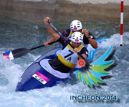 Asian Games 2014 Canoeing Sprint Complete Results