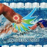 Aquatics Swimming Results asian games 2014