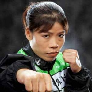 Mary Kom, Indian women Boxer