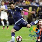 Lionel Messi is out to Rio Olympics 2016